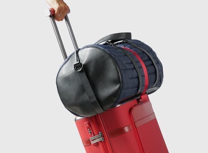 Chiếc vali công nghệ cao này là sản phẩm của nhà thiết kế người Ý Andrea Ponti.