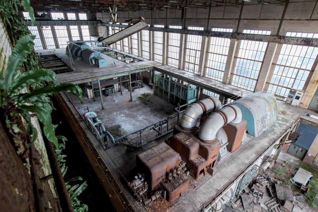 Nhà máy điện Flanders và Brabant, Bỉ.