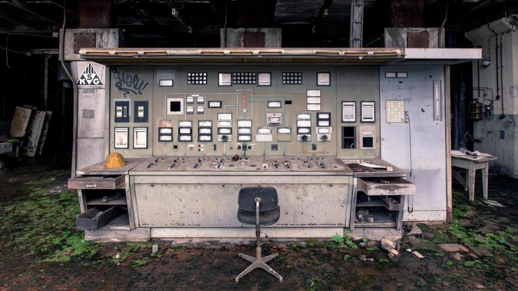 Nhà máy giấy Holtzmann, Black Forest, Đức.