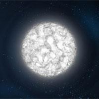 Sao lùn trắng 99,99% khí quyển là oxy tinh khiết