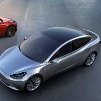 Tesla Model 3 chính thức ra mắt, đi được 346km/1 lần sạc, giá 35.000$