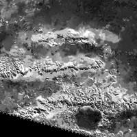 Có gì thú vị ở đỉnh cao nhất của Mặt trăng Titan?