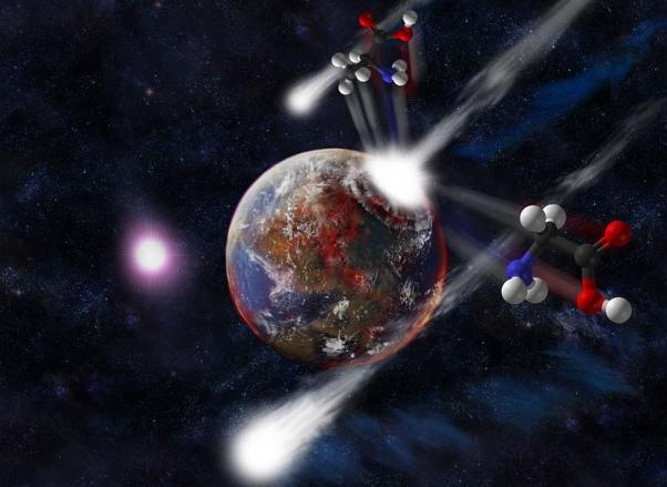 Sự sống trên Trái Đất bắt nguồn từ đâu?