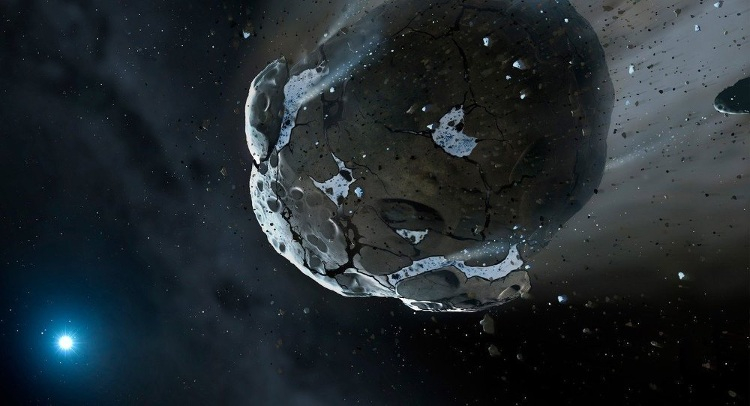 Nước trên Trái Đất bắt nguồn từ đâu?