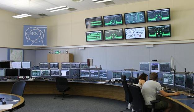 Máy gia tốc lâu đời nhất tại CERN được xây dựng từ năm 1959.