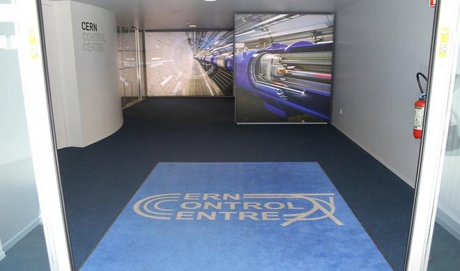 Trung tâm điều khiển là nơi quan trọng nhất của CERN.