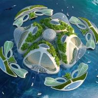 10 dự án siêu kiến trúc của tương lai