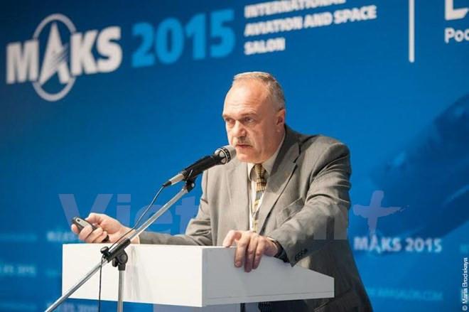 Giáo sư Evgeny Levashov.