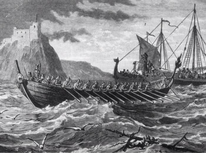 Người Viking là những thủy thủ rất giỏi nên có khả năng họ đã đến châu Mỹ trước Christopher Collumbus.