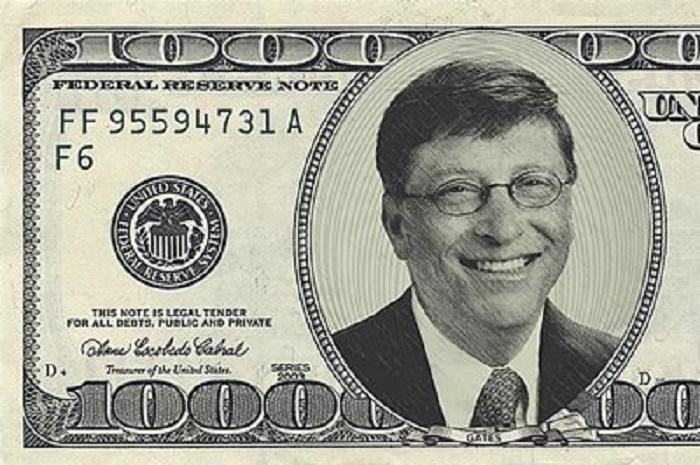 Bill Gates trở thành một triệu phú ở tuổi 30. Tuy nhiên, ông đã trở thành một tỷ phú ở 31.