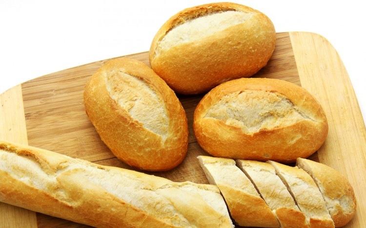 Bánh mỳ và bánh bích quy