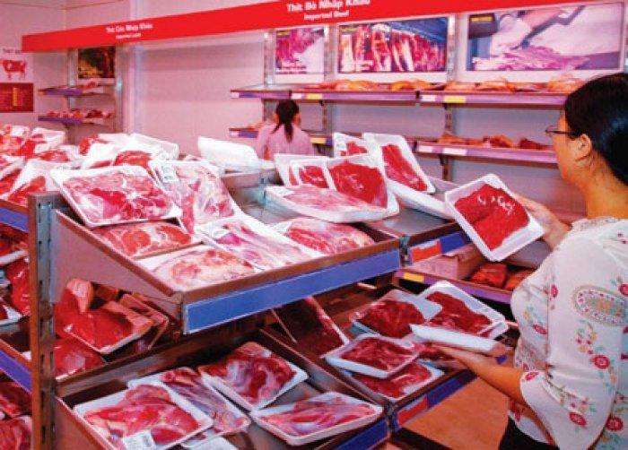 Thịt đông lạnh có thể sử dụng chúng trong khoảng thời gian lâu hơn 50% so với hạn sử dụng.
