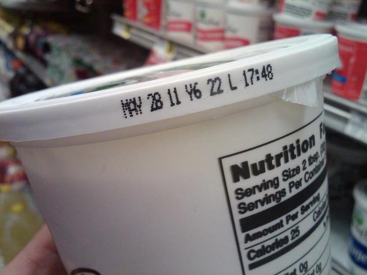 Ngày ghi trên bao bì thực phẩm này có ý nghĩa gì?