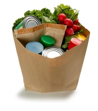 Chúng ta đang sử dụng đồ ăn quá lãng phí, vội vứt bỏ những đồ ăn đang còn sử dụng được.