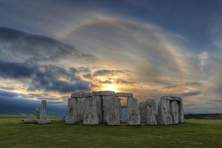 Vòng tròn đá Stonehenge