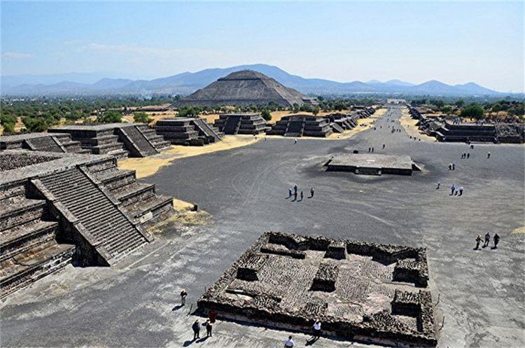 Đô thị lớn nhất thế giới cổ đại Teotihuacan