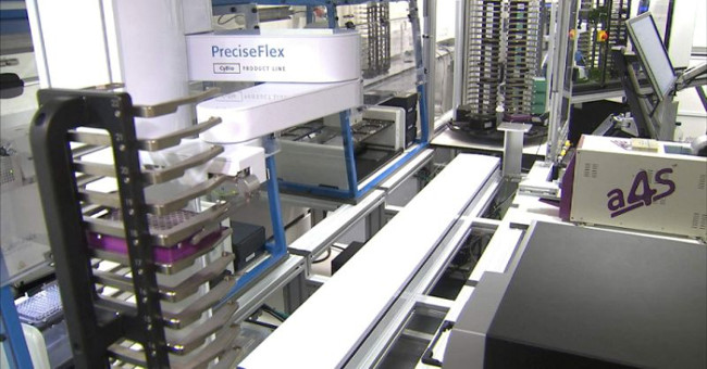 Sức khỏe đời sống-London bắt đầu sản xuất DNA dùng cho công nghệ sinh học