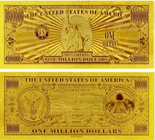 Đồng 1 triệu USD