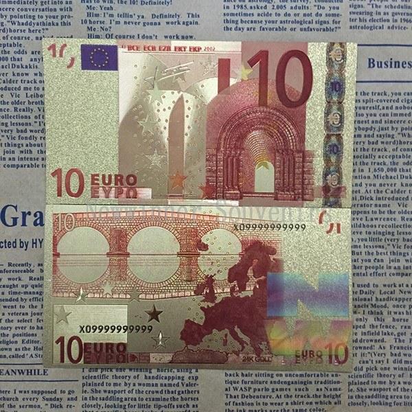 Đồng 10 euro thiết kế mới