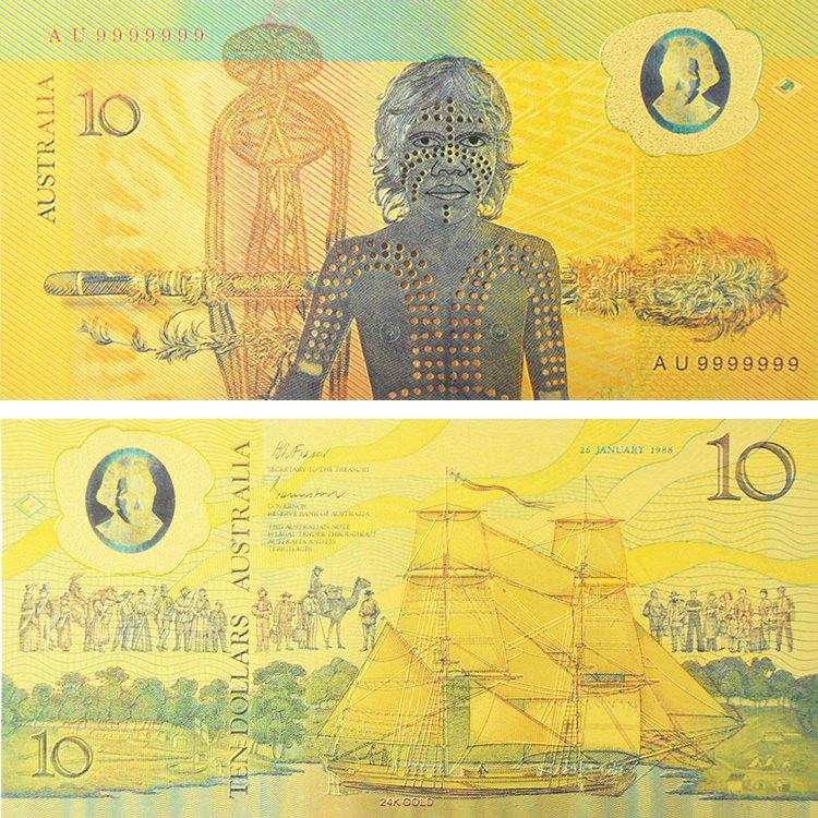 Đồng 10 đôla Úc