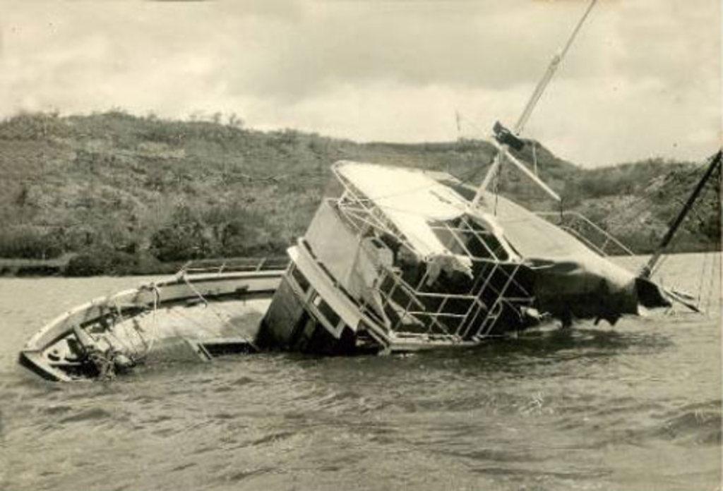Tàu MV Joyita