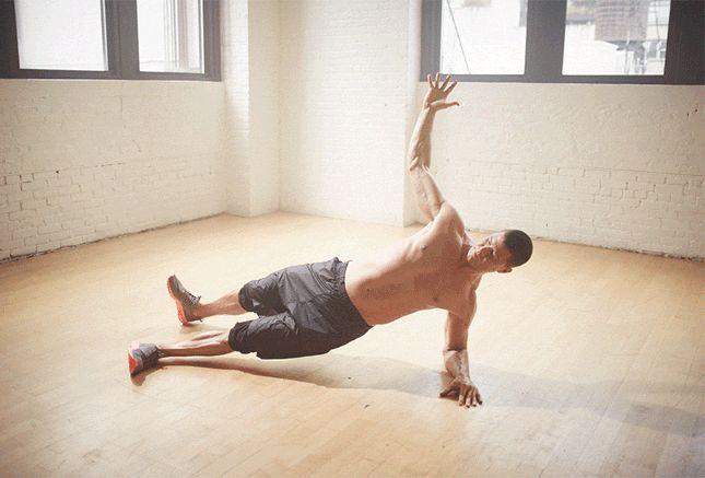 2 phút tập Plank là đủ, nhiều hơn chẳng có ích lợi gì.