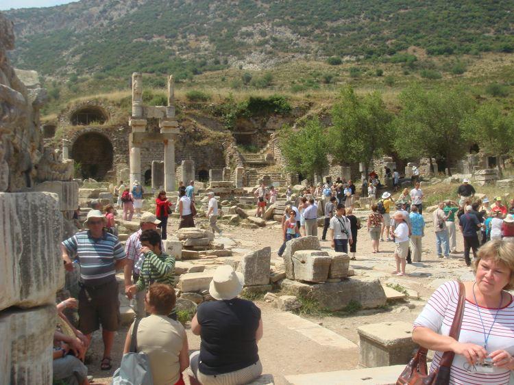 Tàn tích của thành Troy