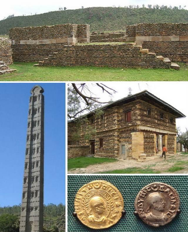 Đế chế Aksumite, Ethiopia