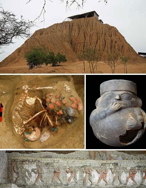 Nền văn minh Moche, Peru