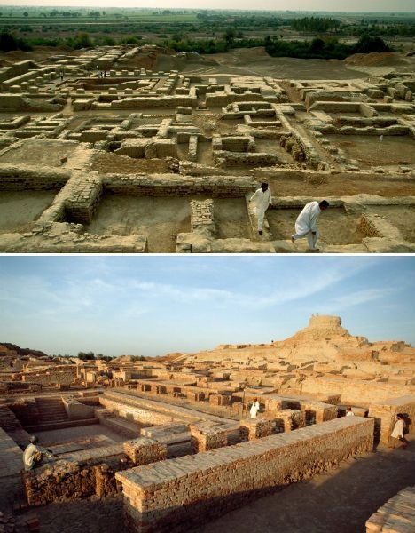 Nền văn minh thung lũng Indus, Pakistan