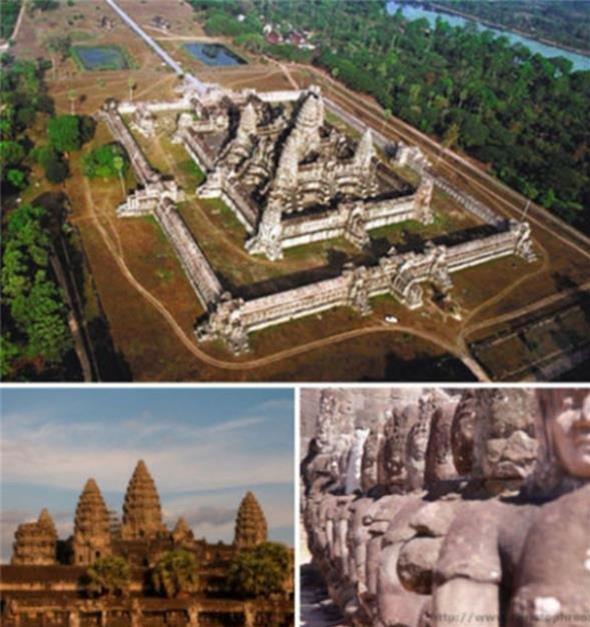 Đế chế Khmer, Campuchia