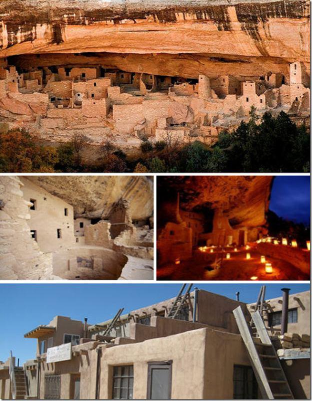 Anasazi, New Mexico, Mỹ