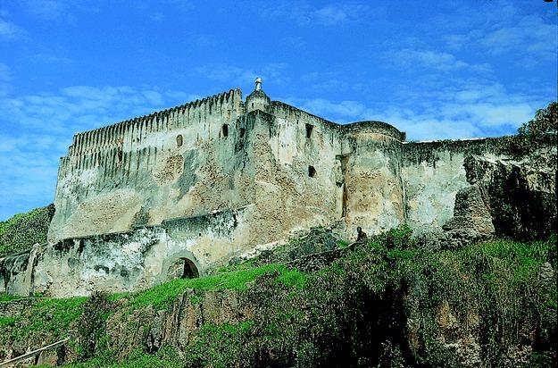 Pháo đài Jesus tại Mombasa, Kenya