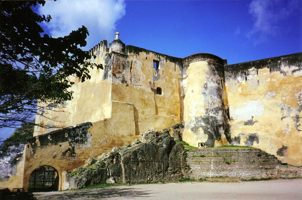 Pháo đài Jesus là một công trình kiến trúc điển hình về mô hình pháo đài quân sự của Bồ Đào Nha.