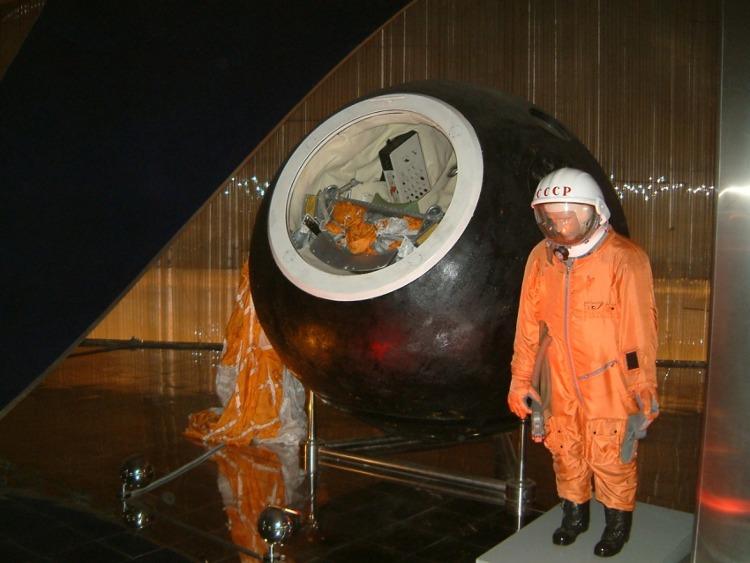 Khoang tàu vũ trụ trị giá hơn 2 triệu USD