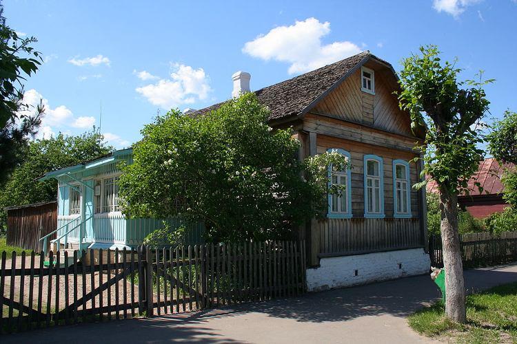 Căn nhà nơi Gagarin từng sống hồi học trung học