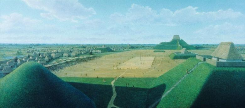 Khu đô thị Cahokia