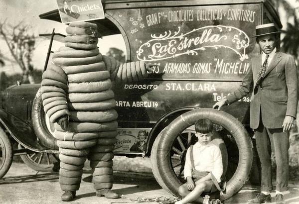 Michellin - một trong những hãng sản xuất lốp xe hàng đầu thế giới.