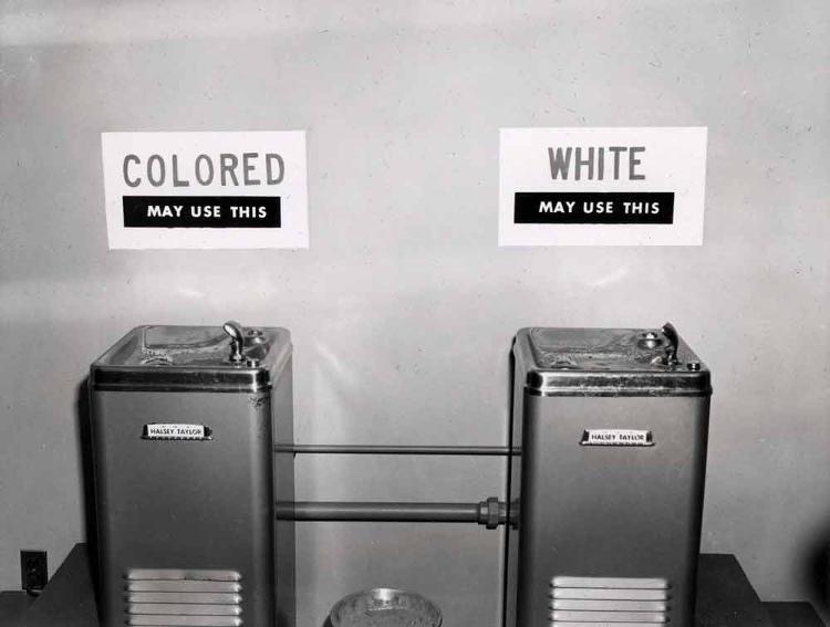 """Albert Einstein lên án sự phân biệt chủng tộc, ông gọi đó là """"bệnh của người da trắng"""" và làm việc chống phân biệt chủng tộc ở Mỹ."""