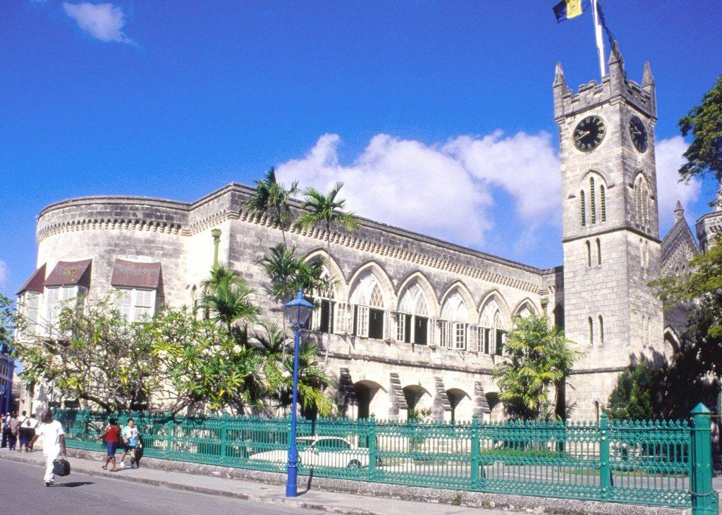 Sức hấp dẫn của Bridgetown chính là những công trình kiến trúc có dấu ấn lịch sử quan trọng.