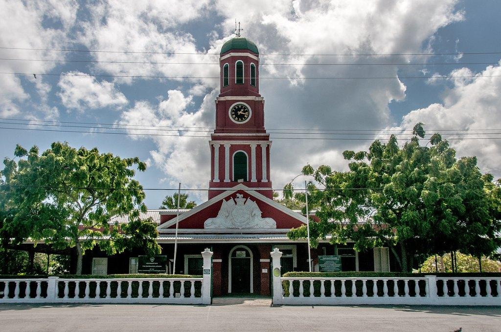 Khu nhà Sunburry Plantation House, được coi như một viên bảo tàng lịch sử của Barbados với nhiều đồ vật có giá trị lịch sử.