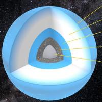 Hành tinh thứ 9 có lõi sắt bọc băng đá