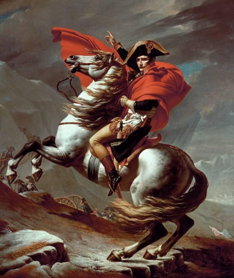 Marengo là con ngựa chiến nổi tiếng của hoàng đế Pháp Napoleon Bonaparte.