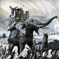 """Giải mã cuộc hành trình """"không tưởng"""" của danh tướng Hannibal"""