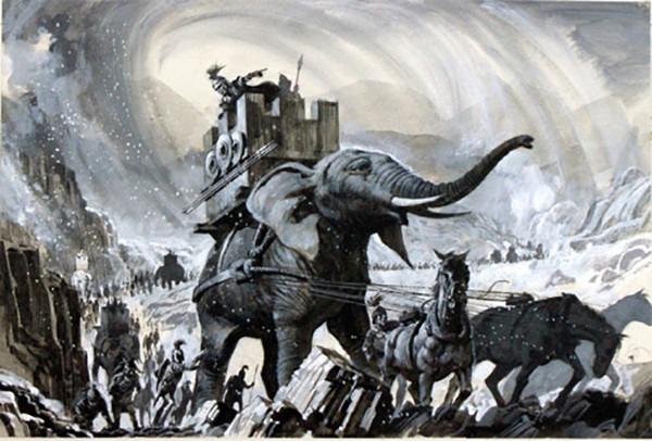 """Phát hiện cuộc hành trình """"không tưởng"""" của danh tướng Hannibal nhờ...phân ngựa"""