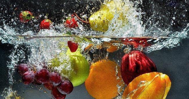 Cách rửa rau quả đúng cách