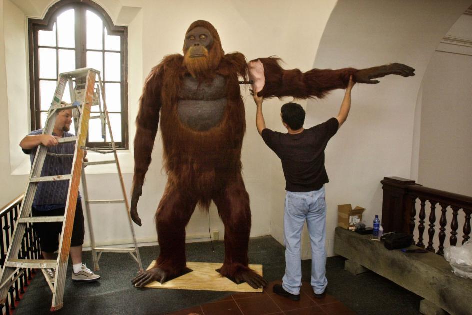 Khỉ đột King Louie
