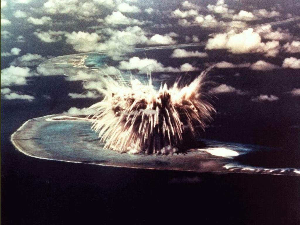Hòn đảo cũng là bằng chứng xác thực về chiến tranh lạnh và sự phát triển của vũ khí hạt nhân