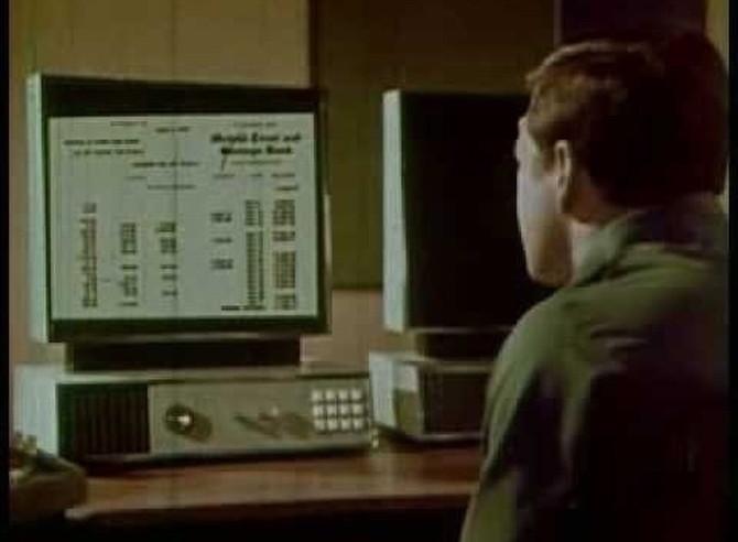 Internet đã có những bước khởi đầu vào năm 1969.