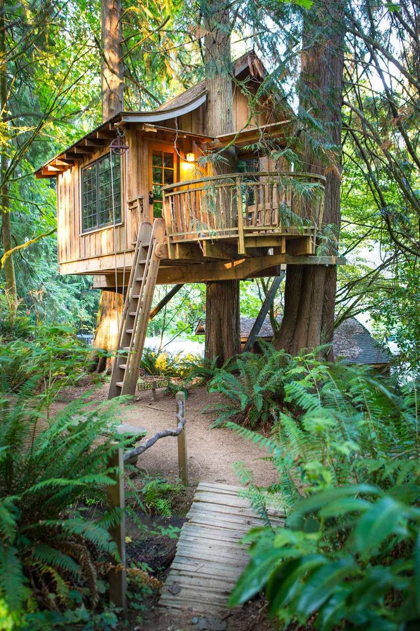 Căn nhà Upper Pond tại Issaquah, Washington, Mỹ.